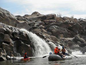 Orange River Gorge Rafting 5