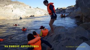 Orange River Rafting10