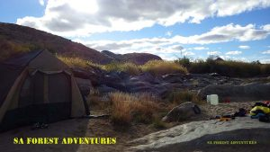 Orange River Rafting13