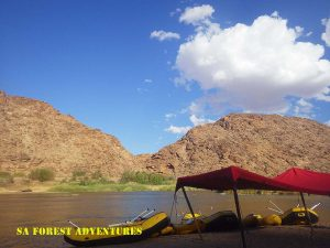 Orange River Rafting17