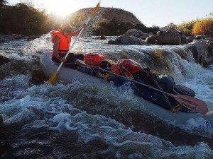 SA Forest Adventures Orange River Rafting